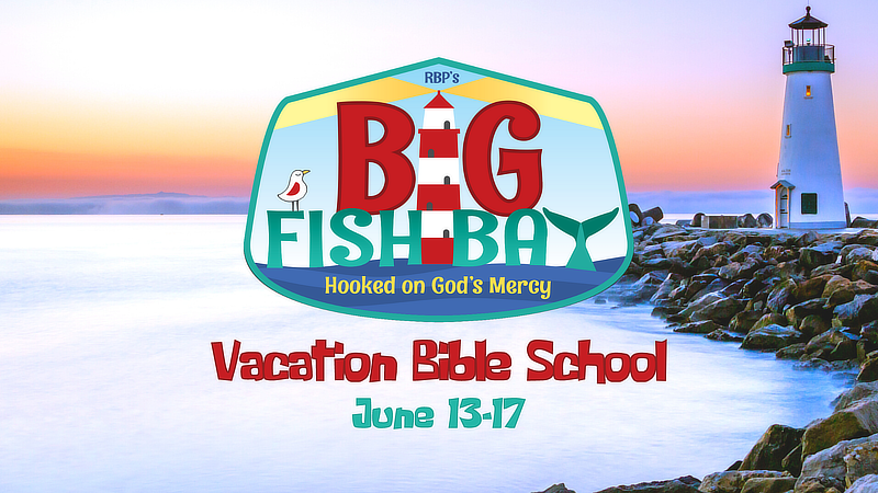 Big Fish Bay Vacation Bible School